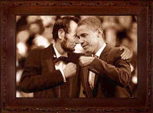 Обама и Линкольн - Лидерство и время