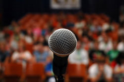 публичные выступления