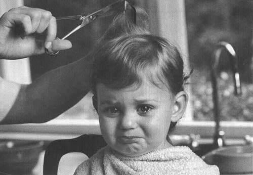 парикмахерский произвол!